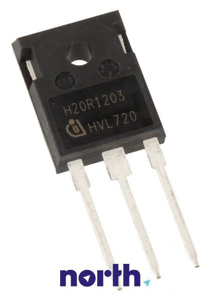 H20R1203 Tranzystor PG-TO247-3 (NPN) 1200V 20A,0