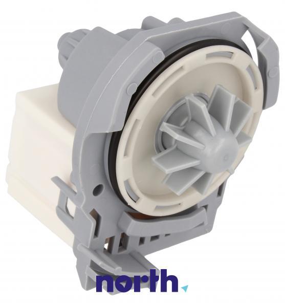 Silnik pompy odpływowej do pralki Whirlpool,0