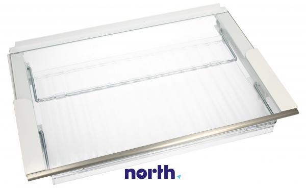 Szyba | Półka szklana kompletna do lodówki 00687884,0
