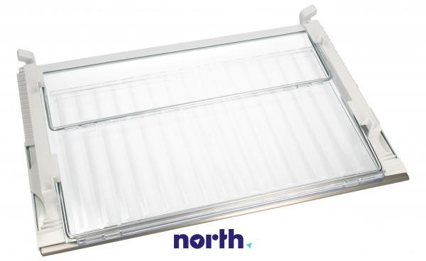 Szyba | Półka szklana kompletna do lodówki 00687884,1