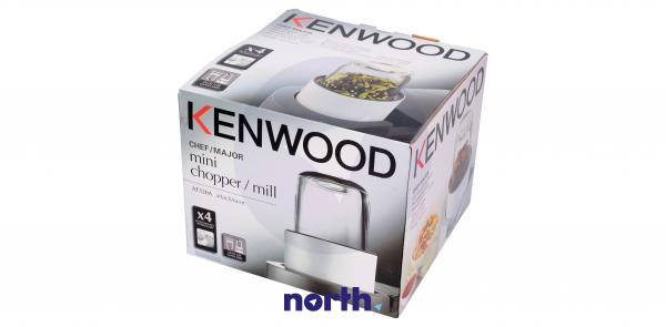 Młynek do przypraw AT320A do robota kuchennego Kenwood AWAT320B01,4