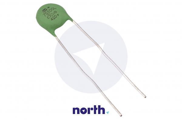 Termistor NTC 7S100L10R Vestel,0