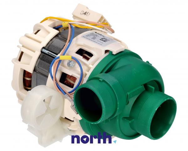 Pompa myjąca (obiegowa) z turbiną do zmywarki AEG 140000397020,2