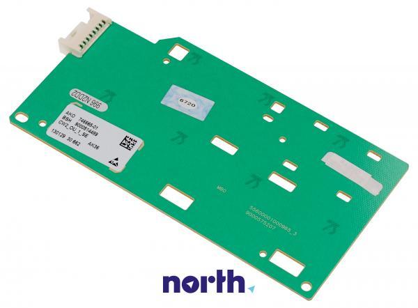Płytka panelu sterowania do pralki Siemens 00707945,1