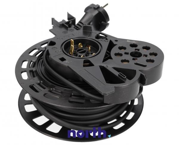 Rolka   Zwijacz kabla z wtyczką do odkurzacza 00751933,1