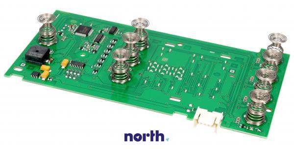 Moduł obsługi panelu sterowania skonfigurowany do pralki Bosch 00654025,0
