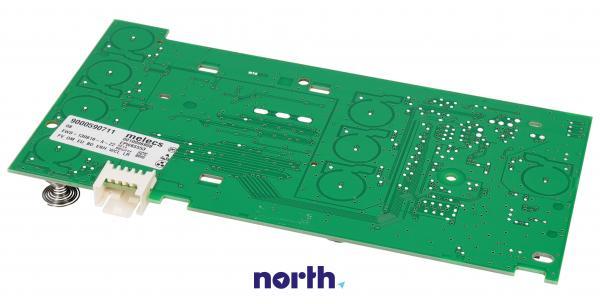 Moduł obsługi panelu sterowania skonfigurowany do pralki Bosch 00654025,2