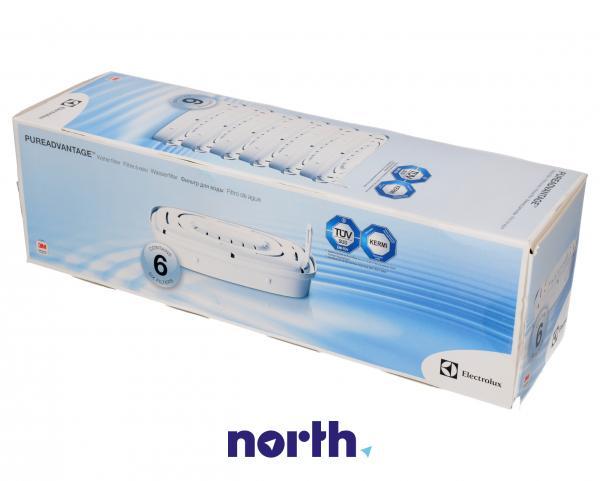 Filtr | Wkład filtrujący Aquasense 6szt. dzbanka Electrolux 9002735026,0