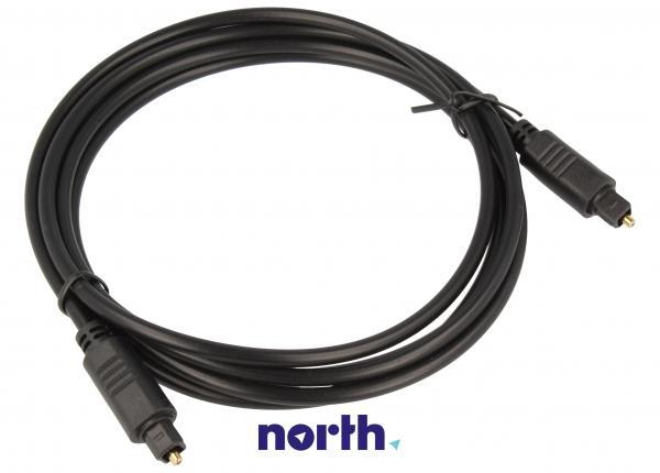 Kabel optyczny 2m (wtyk/wtyk),0