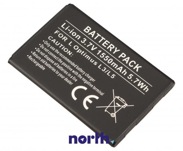 Akumulator | Bateria Li-Ion GSMA37347 3.7V 1550mAh do smartfona,0