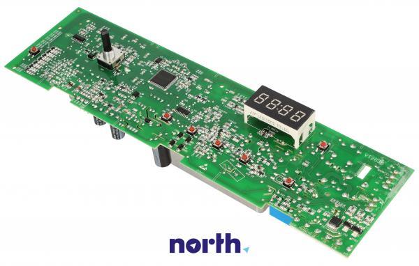 Moduł elektroniczny z modułem wyświetlacza do pralki 0021800014E,2