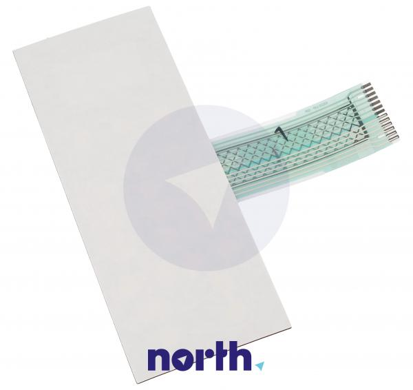 Klawiatura membranowa panelu sterowania do mikrofalówki GALSUK09C18002,1