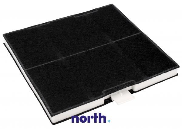 Filtr węglowy LZ52250 LZ52650 aktywny w obudowie do okapu Bosch 00744075,0