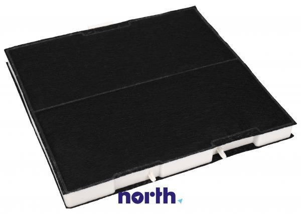Filtr węglowy LZ52250 LZ52650 aktywny w obudowie do okapu Bosch 00744075,1