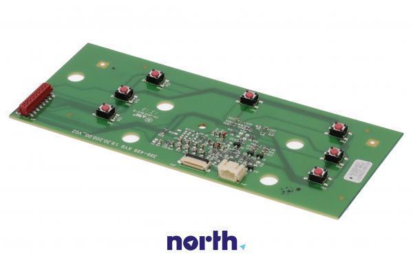 Płytka przycisków panelu sterowania do ekspresu do kawy 996530068666,0