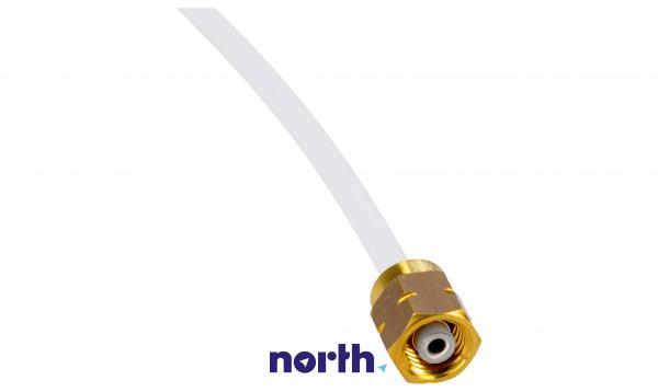 Wężyk teflonowy kompletny 335mm (tuleje + nakrętka) do ekspresu do kawy De Longhi 5513219851,1