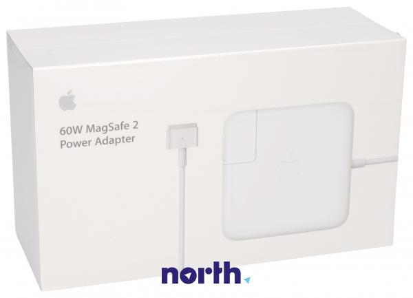 Ładowarka | Zasilacz 16.5V/3.65A/60W do laptopa Apple MD565ZA,0