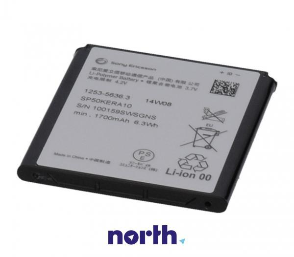 Akumulator | Bateria SP50KERA10 3.7V 1700mAh do smartfona 12535636,0