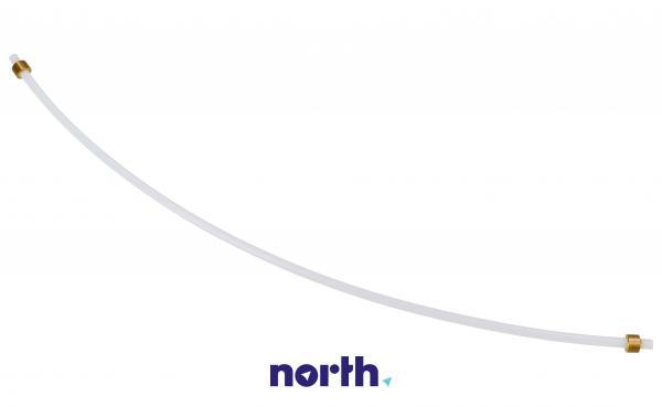 Rurka | Wężyk teflonowy 290mm + tuleje zaciskowe do ekspresu do kawy DeLonghi 5513212901,0
