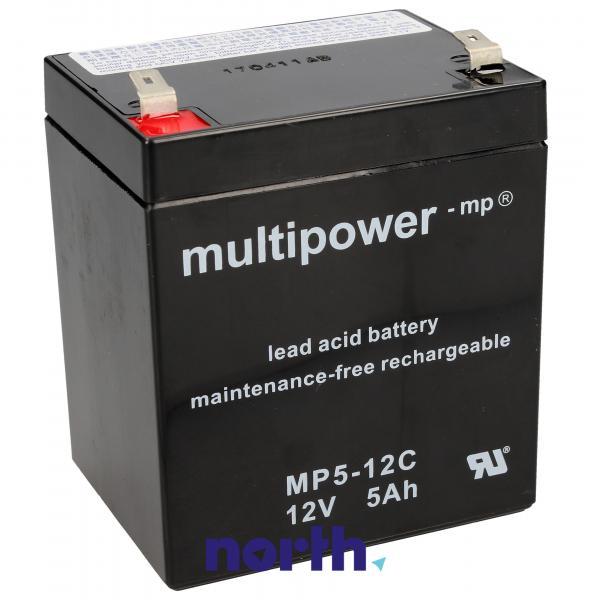 MP512C Akumulator UPS 12V 5000mAh Multipower (1szt.),0