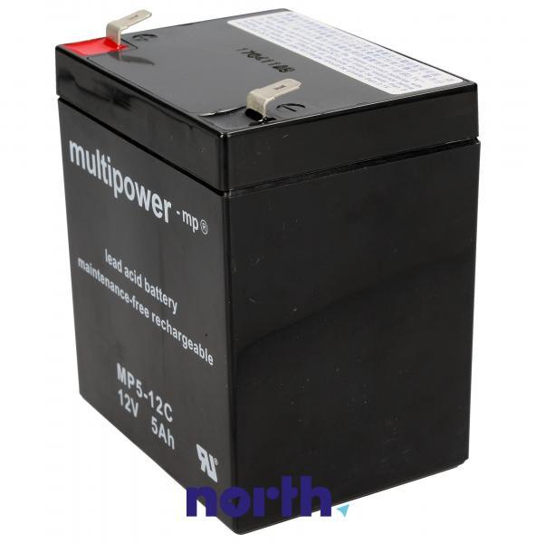 MP512C Akumulator UPS 12V 5000mAh Multipower (1szt.),1