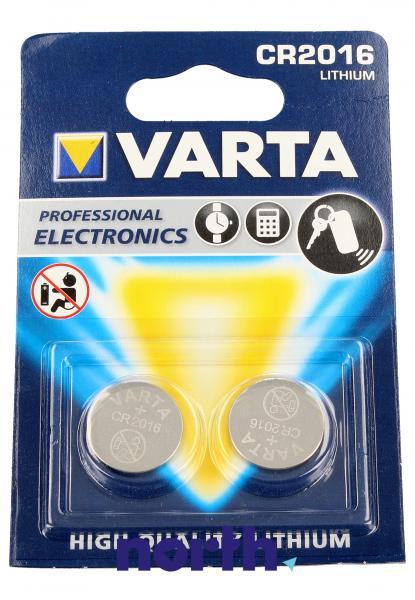 CR2016 | DL2016 | KCR2016 Bateria litowa 3V Varta (2szt.),0