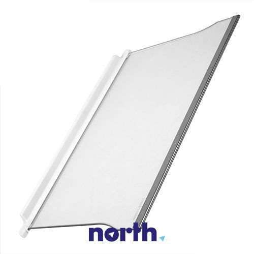 Szyba   Półka szklana chłodziarki (bez ramek) do lodówki 2651075158,1