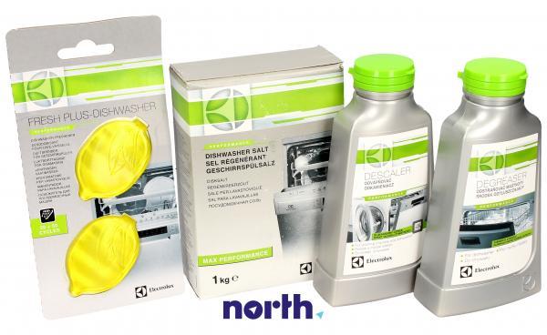 Zestaw czyszczenia i pielęgnacji  E6DK4106  do zmywarki 9029794600,0