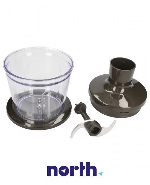 Blender | Rozdrabniacz do robota kuchennego - kompletny,1