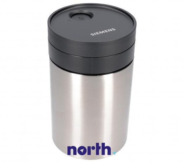 Dzbanek   Pojemnik na mleko TZ80009N (kompletny) do ekspresu do kawy Bosch 00576166,0