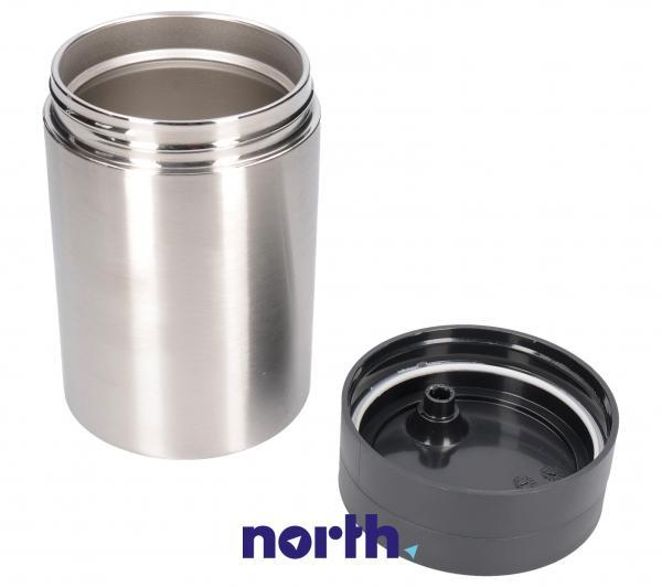 Dzbanek   Pojemnik na mleko TZ80009N (kompletny) do ekspresu do kawy Bosch 00576166,2