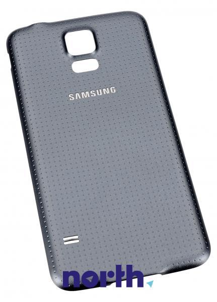 Klapka baterii do smartfona Samsung Galaxy S5 GH9832016B (czarna),0