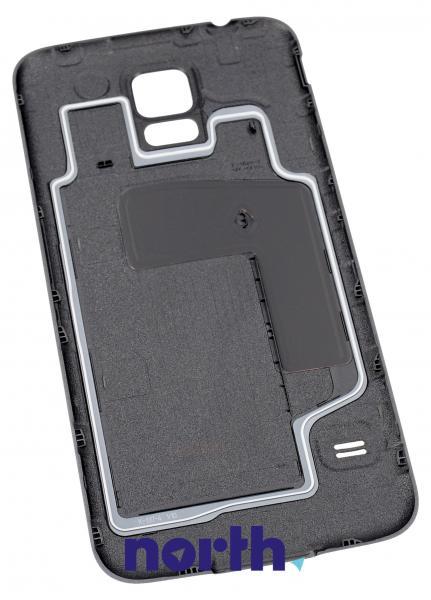 Klapka baterii do smartfona Samsung Galaxy S5 GH9832016B (czarna),1