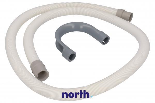 9029793362 E2WDA150B wąż odpływowy 1,5m z uchwytem ELECTROLUX,0