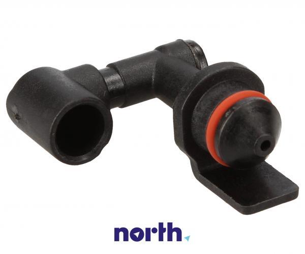 Konektor | Złącze wylotowe spieniacza dozownika zbiornika na mleko do ekspresu do kawy 17002210,0