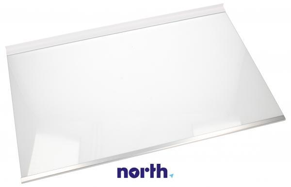 Szyba   Półka szklana kompletna do lodówki 433234,1