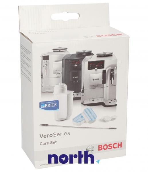 Zestaw do czyszczenia TCZ8004 do ekspresu do kawy Bosch 00576331,0