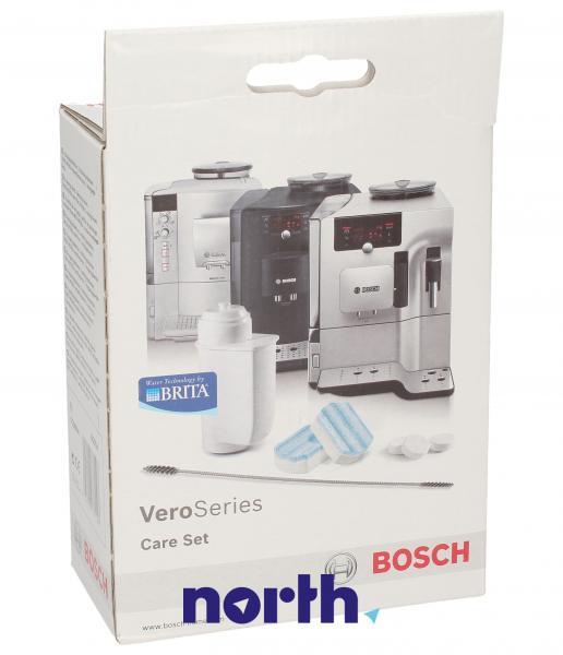 Zestaw do czyszczenia TCZ8004 do ekspresu do kawy Bosch 00576331,1