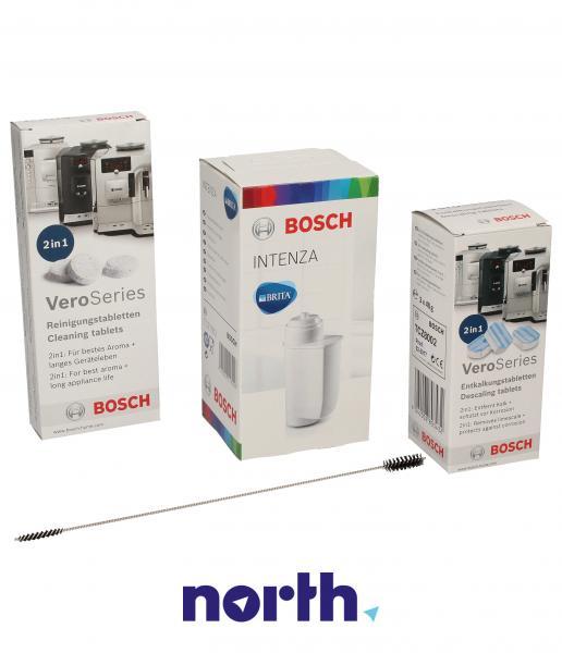 Zestaw do czyszczenia TCZ8004 do ekspresu do kawy Bosch 00576331,2