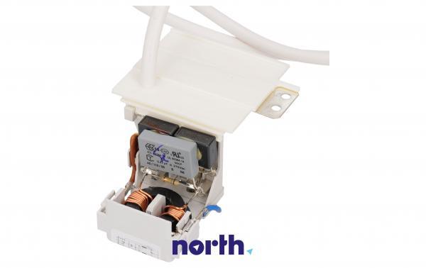 Kabel zasilający z filtrem przeciwzakłóceniowym do pralki,3