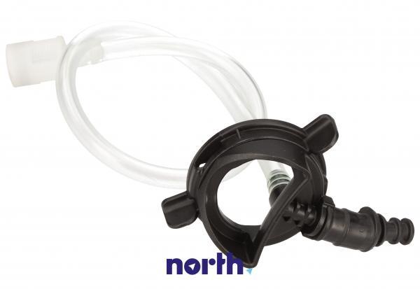 Lejek kompletny zbiornika czystej do odkurzacza - oryginał: 90123830,0