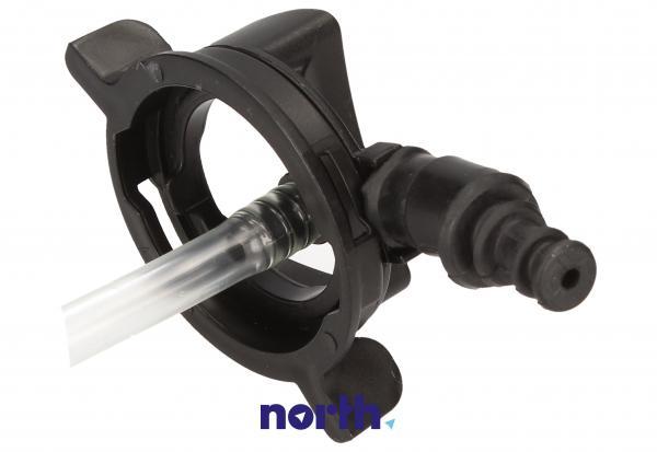 Lejek kompletny zbiornika czystej do odkurzacza - oryginał: 90123830,1