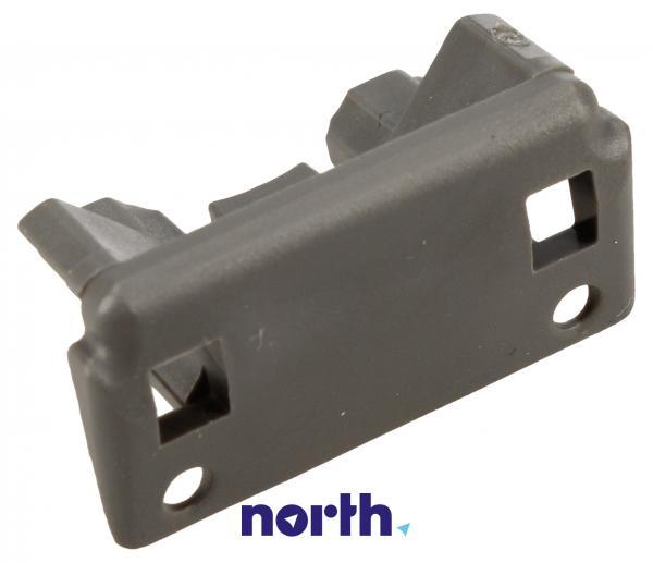 Blokada | Ogranicznik tylny prowadnicy kosza do zmywarki 481010604365,1