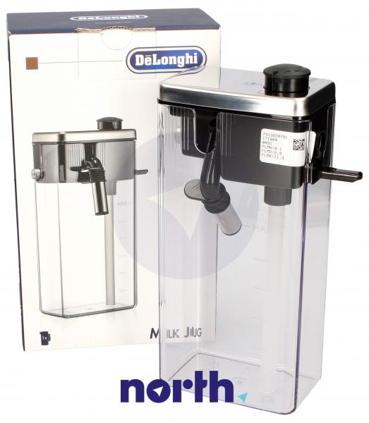 Dzbanek   Pojemnik na mleko DLSC006 Primadonna S (kompletny) do ekspresu do kawy DeLonghi 5513294521,0