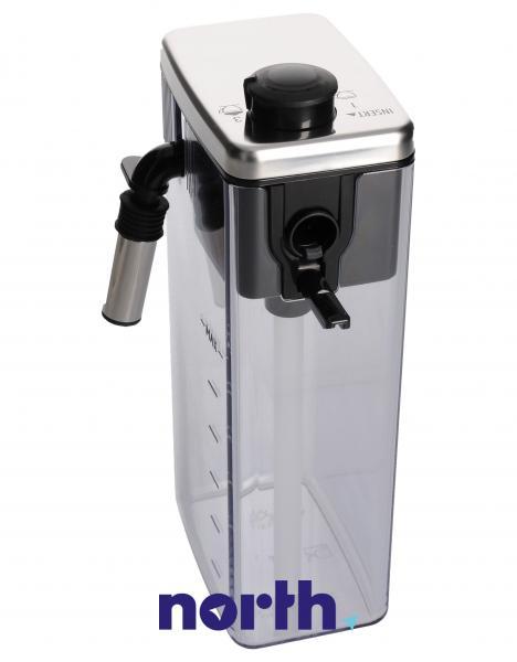 Dzbanek   Pojemnik na mleko DLSC006 Primadonna S (kompletny) do ekspresu do kawy DeLonghi 5513294521,2