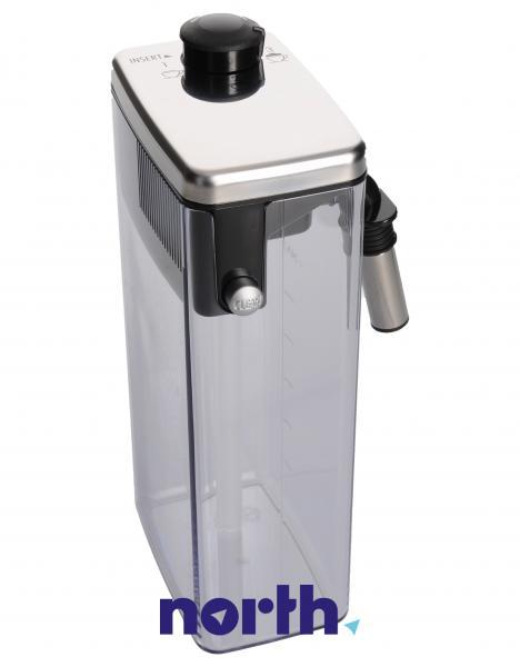 Dzbanek   Pojemnik na mleko DLSC006 Primadonna S (kompletny) do ekspresu do kawy DeLonghi 5513294521,3