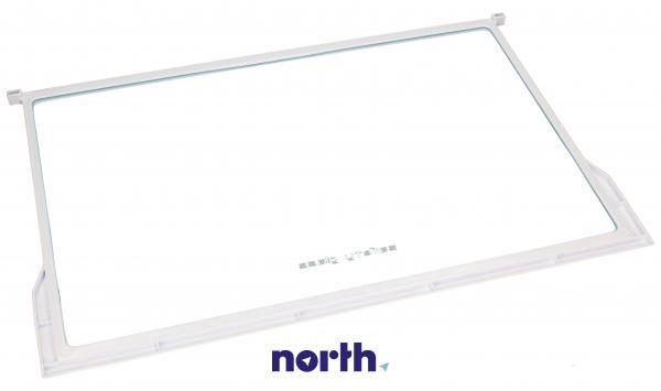 Szyba | Półka szklana kompletna do lodówki 1030978,1