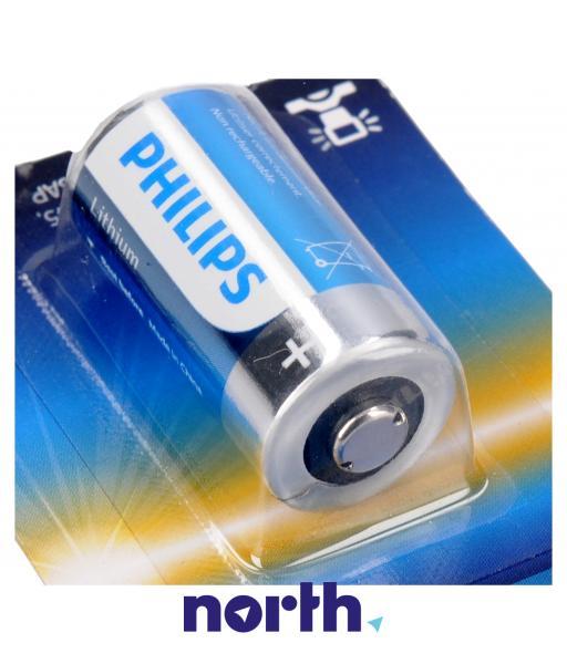 CR123A | DL123 | 123 Bateria litowa 3V Philips (1szt.),2