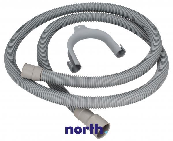 Rura | Wąż odpływowy 2m do pralki 484000001134,0