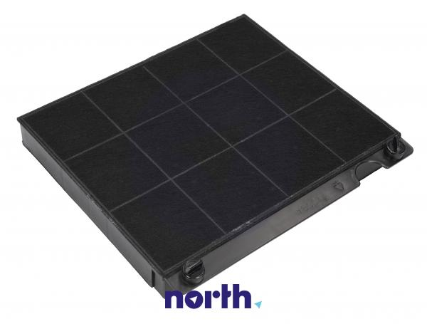 Filtr węglowy aktywny w obudowie do okapu T15,1